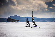 DN Sailing in Russia on lake Baikal