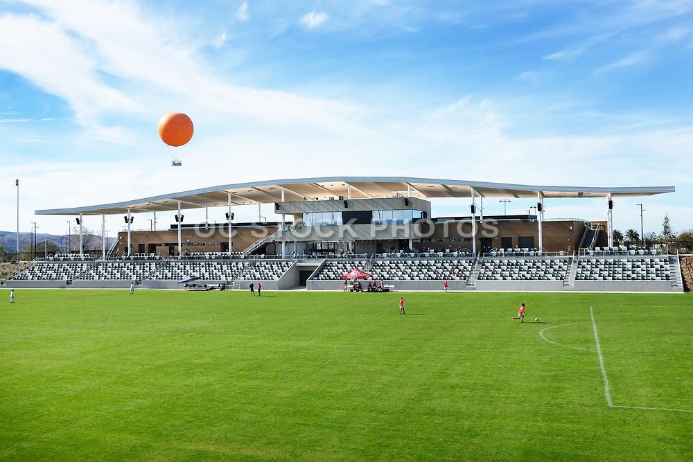Orange County Great Park Soccer Stadium