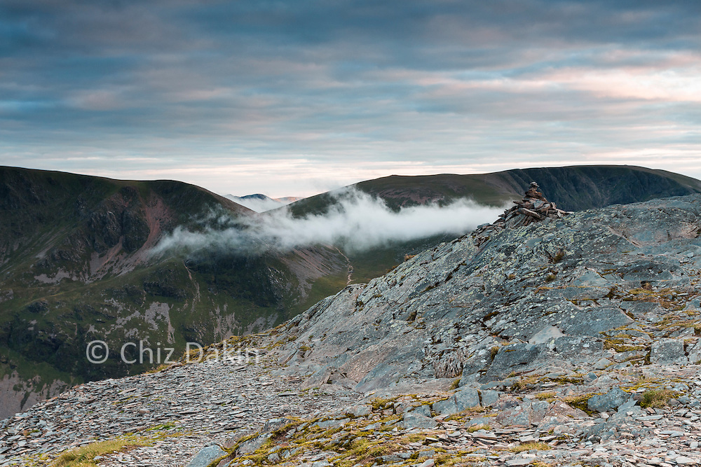 Crag Hill from Grisedale Pike