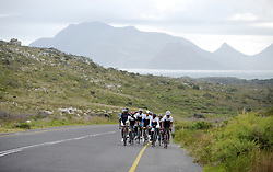 Cape Town - 180812 -  Masiphumelele is home to Songezo's Cycling Academy. Lead by South African professional cyclist, Songezo Jim, the academy is encouraging youngsters to lead healthy lifestyles, stay away from the temptation of drugs and alcohol, while also opening the door to a potential career in professional road cycling. Photo: Armand Hough / African News Agency (ANA)