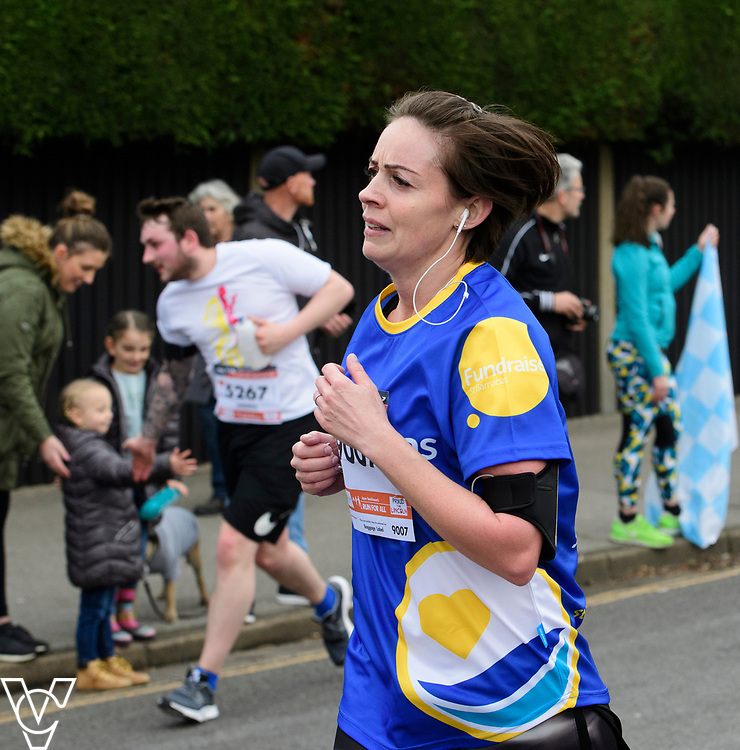 Branston Ltd colleagues running the Jane Tomlinson's Run For All Asda Foundation City of Lincoln 10k 2019 raising money for St Barnabas Hospice.<br /> <br /> Picture: Chris Vaughan Photography for Branston Ltd<br /> Date: April 7, 2019