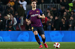 December 5, 2018 - Barcelona, Spain - Thomas Vermaelen during the match between FC Barcelona and Cultural Leonesa, corresponding to the 1/16 final of the spanish King Cuo, played at the Camp Nou Stadium on 05th December 2018 in Barcelona, Spain. Photo: Joan Valls/Urbanandsport /NurPhoto. (Credit Image: © Joan Valls/NurPhoto via ZUMA Press)