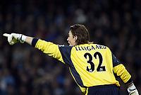 Fotball, 30. november 2003, Premier League, Manchester City - Middlesbrough 0-1,   Kevin Ellegaard, Manchester City
