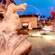 The Kansas City tradition of the Plaza Lights on the Country Club Plaza