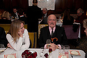 KATE REARDON; CLAUS VON BULOW, Graydon and Anna Carter host a lunch for Carolina Herrera to celebrate the ipening of her new shop on Mount St. .The Connaught. London. 20 January 2010