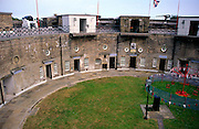 Interior of the Redoubt fort fortress, Harwich, Essex, England, UK built in 1808 to defend the town from Napoleonic invasion