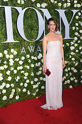 June 11, 2017 - New York, NY, USA - June 11, 2017  New York City..Sarah Paulson attending the 71st Annual Tony Awards arrivals on June 11, 2017 in New York City. (Credit Image: © Kristin Callahan/Ace Pictures via ZUMA Press)