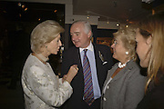 Princess Alexandra, Sir Timothy Clifford, Lady Clifford and Pandora Clifford. The opening  day of the Grosvenor House Art and Antiques Fair.  Grosvenor House. Park Lane. London. 14 June 2006. ONE TIME USE ONLY - DO NOT ARCHIVE  © Copyright Photograph by Dafydd Jones 66 Stockwell Park Rd. London SW9 0DA Tel 020 7733 0108 www.dafjones.com