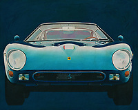 Ferrari 250GTO 1964.<br />