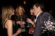 Debbie Lovejoy, Cat Deeley, Anna Foster and Ben de Lisi. Jewellers Adler  celebrate their 20 th anniversary in London.  5 Cavendish Square, London. 4 May 2005. ONE TIME USE ONLY - DO NOT ARCHIVE  © Copyright Photograph by Dafydd Jones 66 Stockwell Park Rd. London SW9 0DA Tel 020 7733 0108 www.dafjones.com