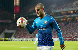 Jack Wilshere of Arsenal - Mandatory by-line: Robbie Stephenson/JMP - 23/11/2017 - FOOTBALL - RheinEnergieSTADION - Cologne,  - Cologne v Arsenal - UEFA Europa League Group H