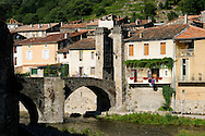 France, Languedoc Roussillon, Gard (30), Cevennes, Sumène