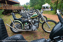 Love Thy Chopper. Wilderness on Wheels campground. Grant, CO. July 12, 2014.  Photography ©2014 Michael Lichter.