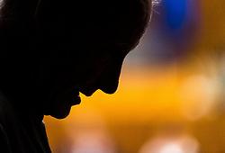 13.07.2017, Parlament, Wien, AUT, Parlament, Nationalratssitzung, Sitzung des Nationalrates mit Beendigung der 25. Legislaturperiode und Beschluss des vorgezogenen Wahltermins, im Bild Abgeordneter und Sicherheitssprecher der Grünen Peter Pilz // Member of Parliament and Security Speakesman of the greens Peter Pilz during meeting of the National Council of austria due to general elections 2017 at austrian parliament in Vienna, Austria on 2017/07/13, EXPA Pictures © 2017, PhotoCredit: EXPA/ Michael Gruber