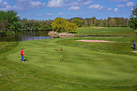 GOES - Hole 14. Golfbaan De Goese Golf,   op Zuid-Beveland, COPYRIGHT  KOEN SUYK