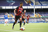 Bournemouth midfielder Junior Stanislas (19) during the Premier League match between Everton and Bournemouth at Goodison Park, Liverpool, England on 26 July 2020.