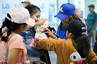 """NBC and Telemundo's 2019 """"Clear the Shelters""""  held at Los Angeles City East Valley Animal Shelter on August 17, 2019 in Los Angeles, California, United States (Photo by JC Olivera/NBC/Telemundo)"""