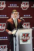 Dec 5, 2018-NCAA Football-UMass Press Conference