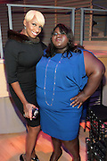 November 3, 2012- New York, NY:  (L-R) Reality TV Personality/Actress/Author NeNe Leakes and Actress Gabourey Sidibe at the EBONYPower 100 Gala Presented by Nationwide held at Jazz at Lincoln Center on November 3, 2012 in New York City. The EBONY Power 100 Gala Presented by Nationwide salutes the country's most influential African Americans.(Terrence Jennings) .