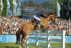 Whitaker William, (GBR), Glenavadra Brilliant<br /> German Jumping Derby<br /> Hamburg - Hamburger Derby 2016<br /> © Hippo Foto - Stefan Lafrentz