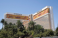 The Mirage hotel and casino in Las Vegas Nevada