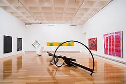 Queensland Art Gallery  on Southbank on Brisbane Queensland Australia