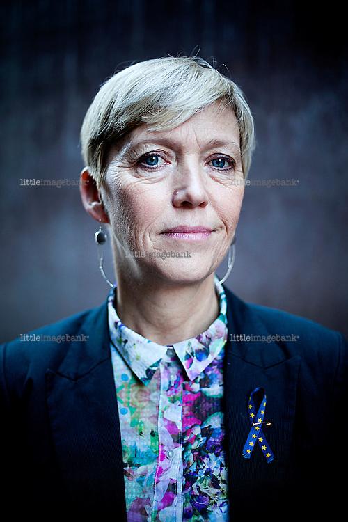 Oslo, Norge, 28.11.2012. Kirsti Methi er generalsekretær i Europabevegelsen i Norge. Foto: Christopher Olssøn.