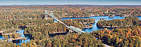 http://Duncan.co/1000-islands-bridge-and-the-river
