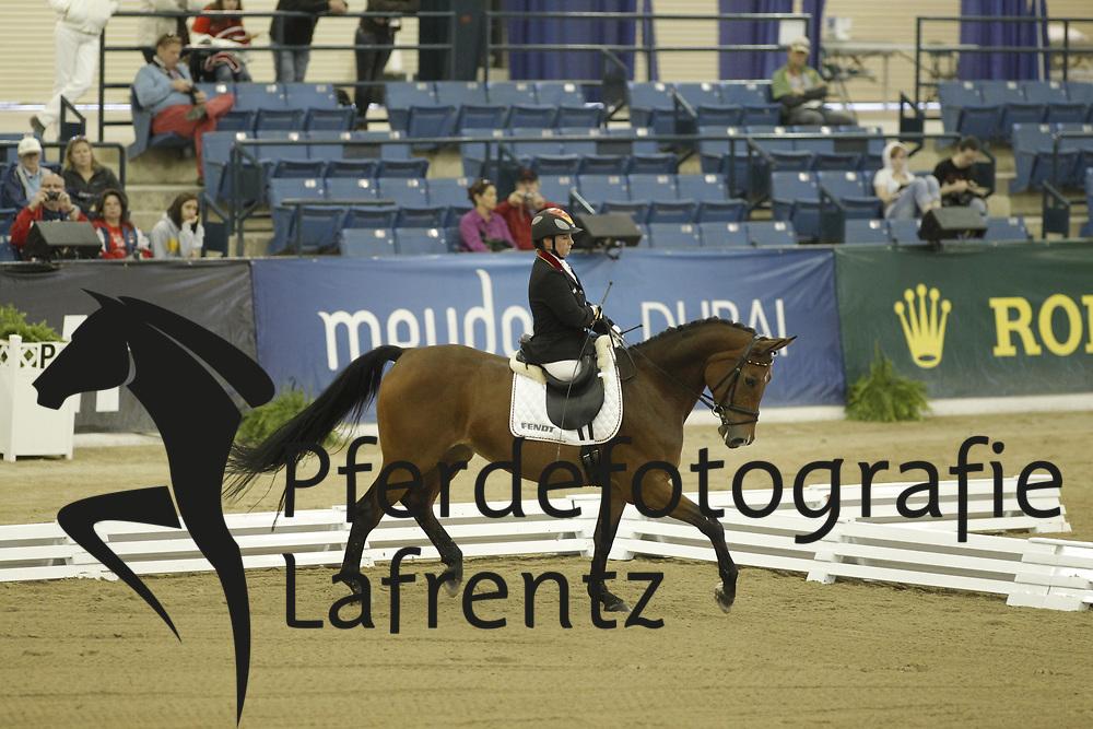 TRABERT Angelika Dr., Ariva Avanti<br /> Kentucky - Alltech FEI WEG 2010<br /> /Stefan Lafrentz