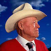 J.R. Simplot of Boise, Idaho is one of the world's wealthiest people.  He perfected dried food and revolutionized the use of chemical fertilizers.  He worked with Ray Kroc, of McDonald's to revolutionize fast food.