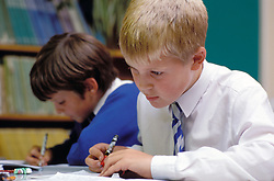Primary school lesson UK