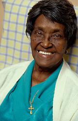 Elderly woman UK