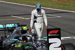 May 11, 2019 - Montmelò.Montmel&#Xf2, Catalunya, Spain - xa9; Photo4 / LaPresse.11/05/2019 Montmelo, Spain.Sport .Grand Prix Formula One Spain 2019.In the pic: 2nd position Lewis Hamilton (GBR) Mercedes AMG F1 W10 (Credit Image: © Photo4/Lapresse via ZUMA Press)