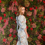 Suki Waterhouse attends Evening Standard Theatre Awards at Theatre Royal, on 18 November 2018, London, UK.