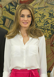 Letizia, Princess of Asturias at Zarzuela Palace in Madrid, Friday, 21st September 2012.  Photo by :  Belen Diaz / DyD Fotografos / i-Images