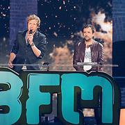 NLD/Amsterdam/20140410 - Uitreiking 3FM Awards 2014, Gerard Ekdom en ......