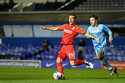 Birmingham City's Ivan Sunjic clears - Mandatory by-line: Nick Browning/JMP - 20/11/2020 - FOOTBALL - St Andrews - Birmingham, England - Coventry City v Birmingham City - Sky Bet Championship