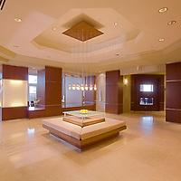 Green Diamond Lobby, commissioned by Telesco Construction, Miami.