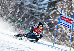 Samu Torsti (FIN) competes during 9th Men's Giant Slalom race of FIS Alpine Ski World Cup 55th Vitranc Cup 2016, on March 4, 2016 in Kranjska Gora, Slovenia. Photo by Vid Ponikvar / Sportida
