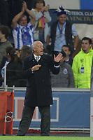 20090510: PORTO, PORTUGAL - FC Porto vs Nacional da Madeira: Portuguese League 2008/2009, 28th round. In picture: jesualdo ferreira (Porto coach). PHOTO: Ricardo Estudante/CITYFILES