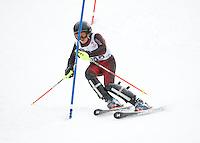 J4 boys slalom at BWL Championships at Gunstock March 13, 2010....