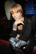 """Slyvia Rhone at The YRB Magazine's """" How You Rock It 3 """" with a special performance by Busta Ryhmes and hosted by YRB held at M2 Lounge on May 19, 2009 in New York City."""