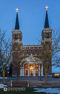 St Aloysius Parish in Spokane, Washington, USA
