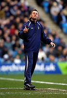 Photo: Jed Wee.<br />Manchester City v Wigan Athletic. The Barclays Premiership. 18/03/2006.<br /><br />Manchester City manager Stuart Pearce.