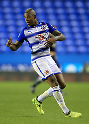 22 August 2017 -  EFL Cup Round Two - Reading v Millwall - Leandro Bacuna of Reading - Photo: Marc Atkins/Offside