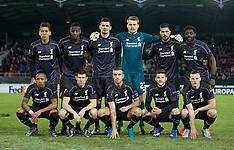 151210 FC Sion v Liverpool