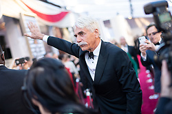 Oscar® nominee Sam Elliott arrives on the red carpet of The 91st Oscars® at the Dolby® Theatre in Hollywood, CA on Sunday, February 24, 2019.