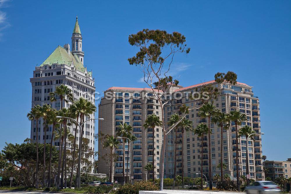 The Villa Riviera In Downtown Long beach