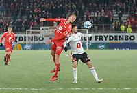 Fotball , 8. november 2019 , Eliteserien , Brann - Odd<br /> Kristoffer Barmen , Brann<br /> Vebjørn Hoff , Odd