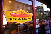 Hot Diggity Gourmet Hot Dogs